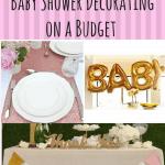 baby shower decorations Amazon