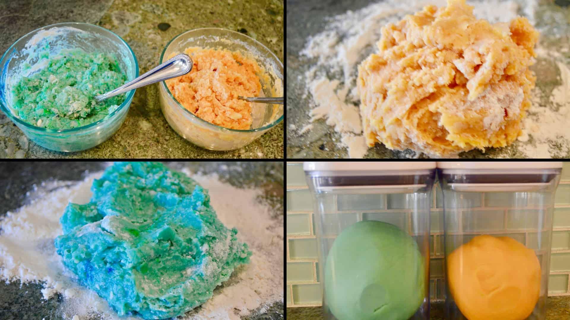 Play Doh | DIY Homemade Recipe
