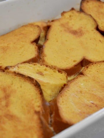 Creme Brûlée French Toast