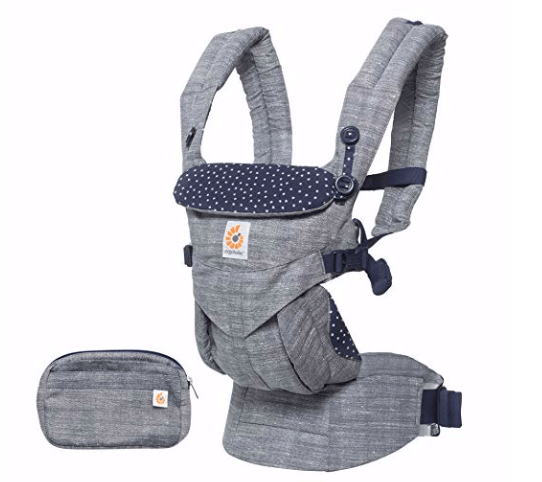 ergobaby omni 360 is the best infant carrier