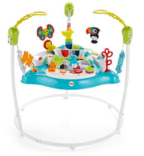 best gear for a newborn Fisher Price Jumperoo photo