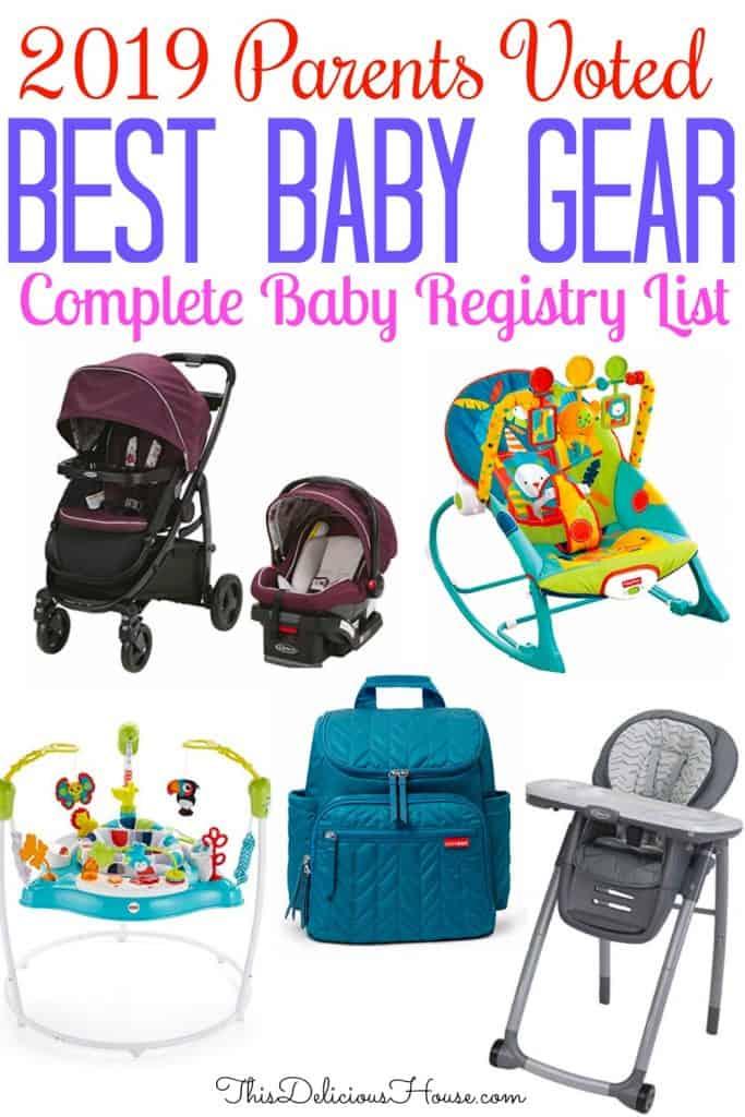 best gear for a newborn