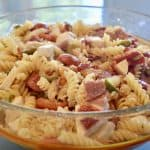 4th of July BBQ Antipasto Italian Pasta Salad