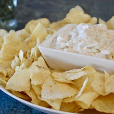Caramelized Onion Dip | Appetizer