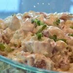 easy traditional potato salad