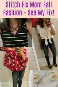 Stitch Fix Mom Fall Fashion guide