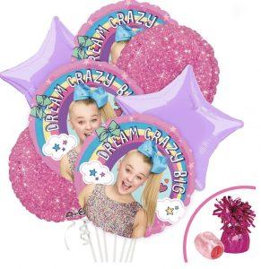JoJo Siwa Birthday Party balloons