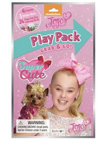 JoJo Siwa Birthday Party play pack party favor
