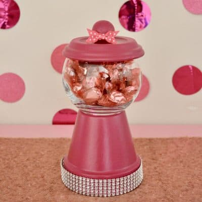 DIY Gumball Machine Party Favors – Instructions!