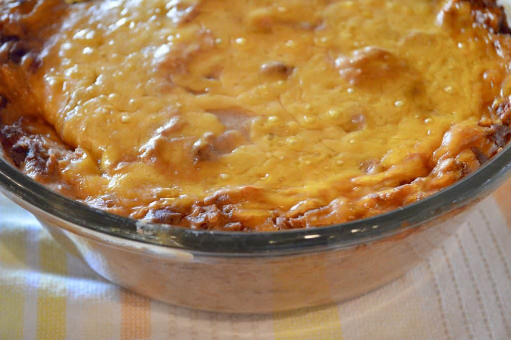 Cream Cheese Bean Dip
