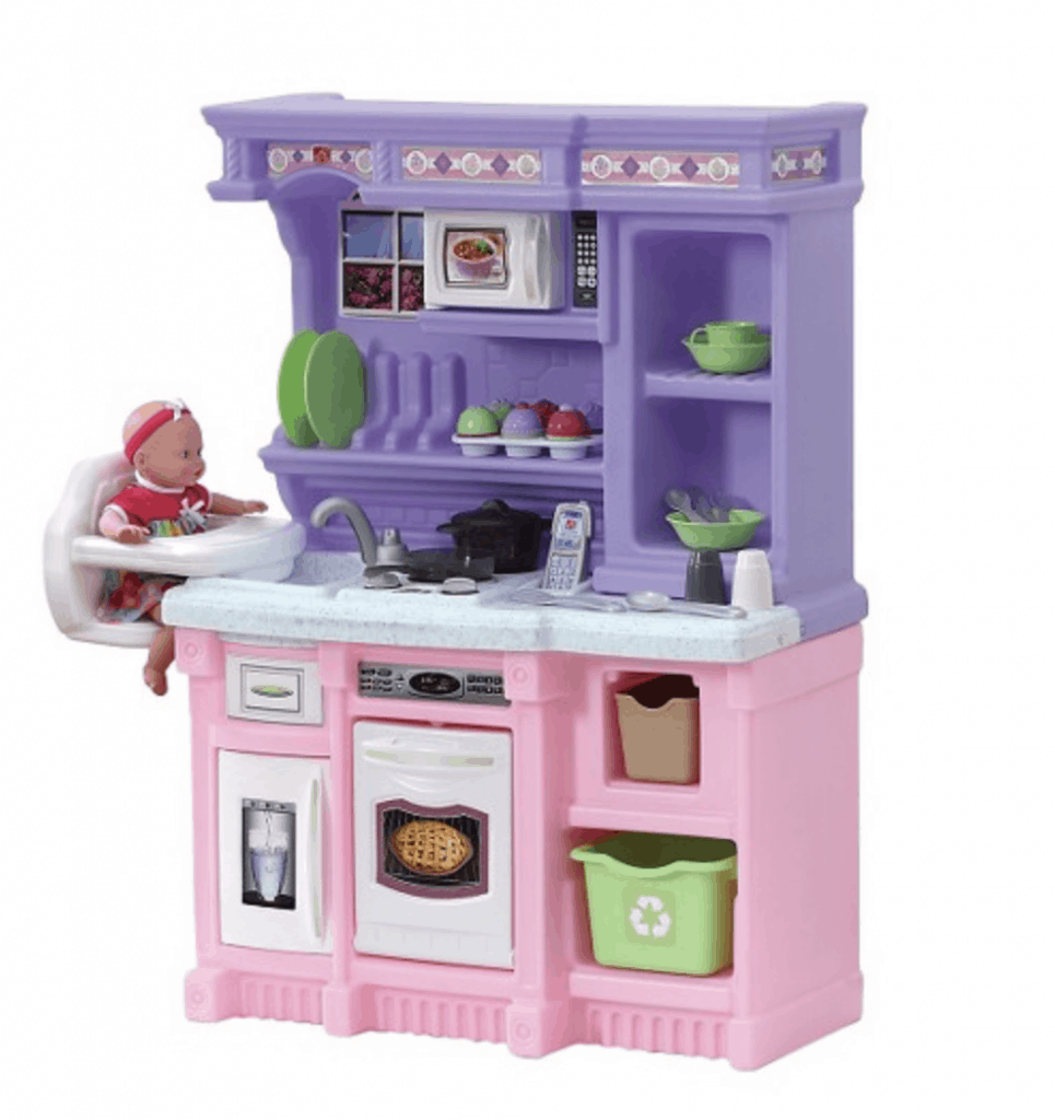 best gifts for 3-year-old girl play kitchen