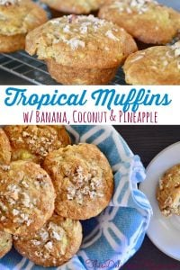 Tropical Muffins