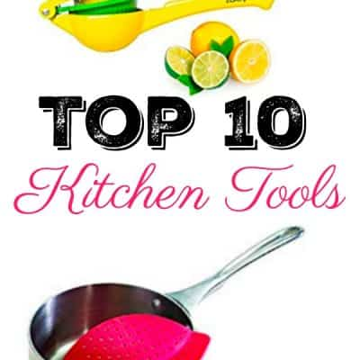 Kitchen Tools List and Gift Guide