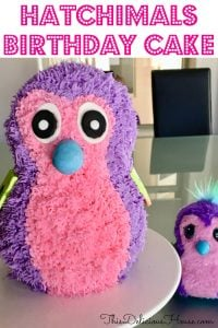 Hatchimals Cake