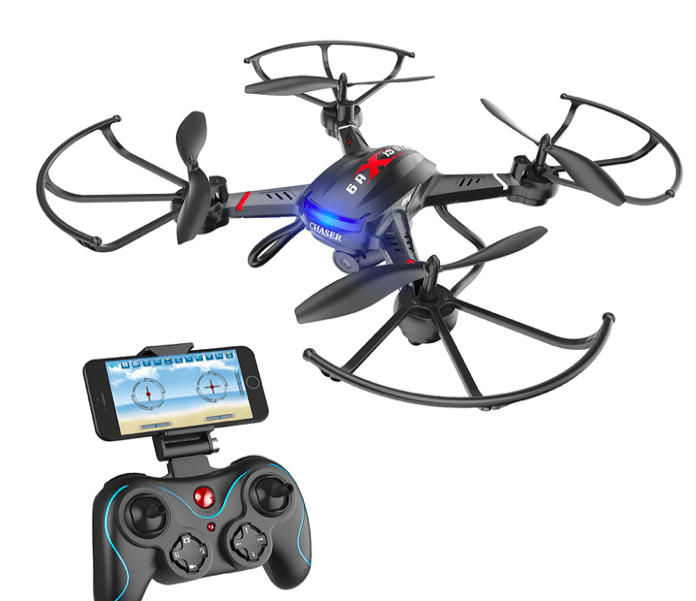best gifts for men - holy stone drone
