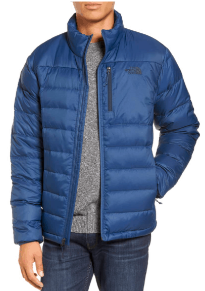 best gifts for men - north face jacket