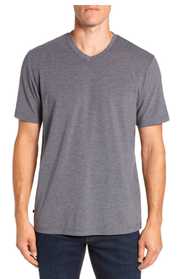 Best Gifts for Men - Travis Matthews Potholder V-Neck T-Shirt