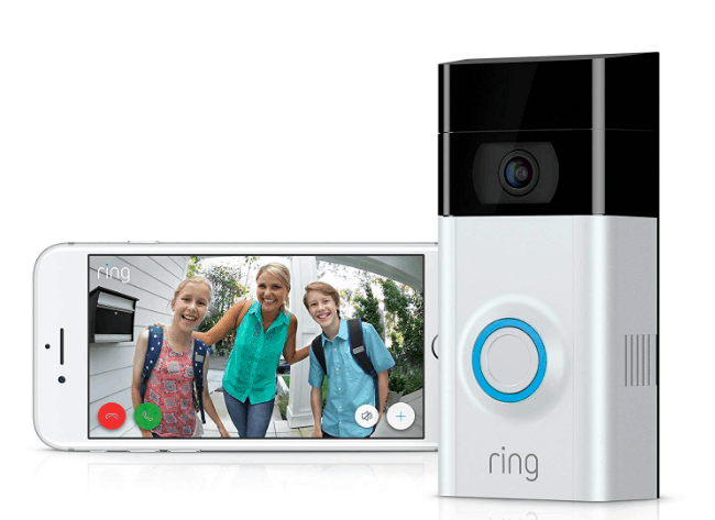 Best Gifts for Men - Ring Video Doorbell 2