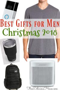 best gifts for men Christmas 2018