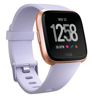 fit mom gift guide fitbit versa smartwatch target