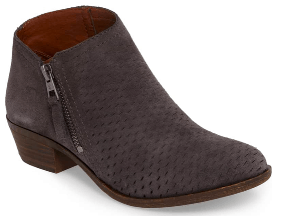nordstrom Black Friday cyber Monday top deals - lucky brand bootie