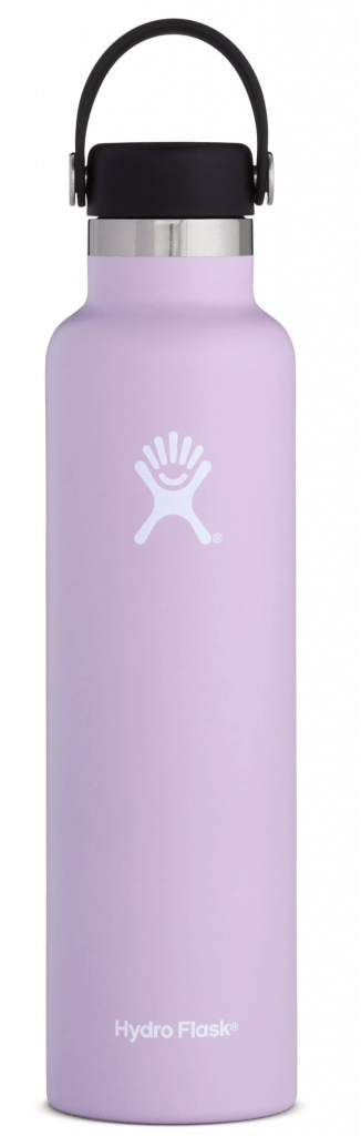 Hydro Flask Bottle in purple