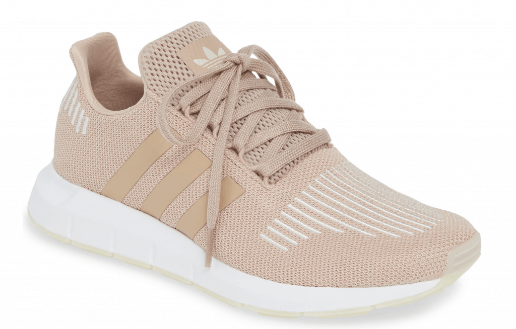 Adidas swift run sneaker from Nordstrom