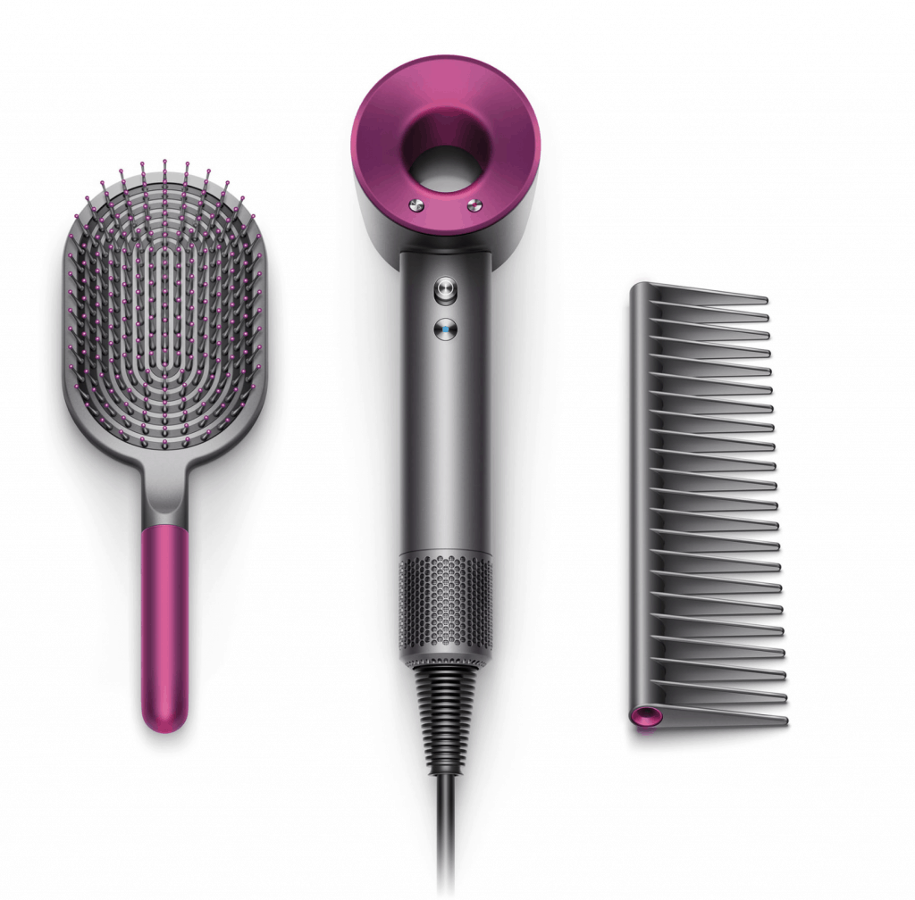 dyson supersonic hairdryer for a fit mom gift guide