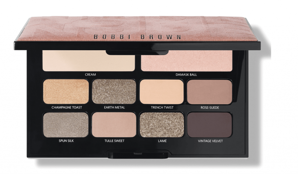 bobbi brown haute nudes palette is a Nordstrom exlcusive