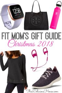 Fit Mom Gift Guide - Best Gifts for mom