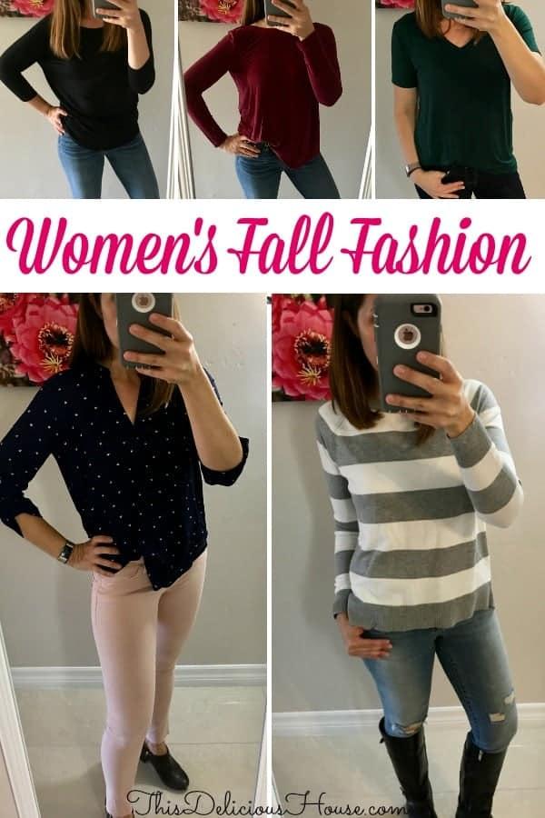 Womens Fashion: Stitch Fix \u0026 Wantable