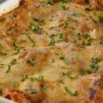 Easy Vegetable Lasagne