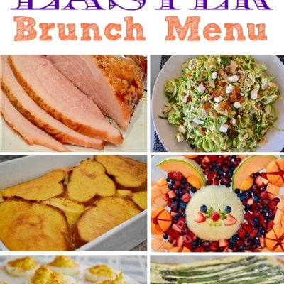 Easter Brunch Menu: Make-Ahead Recipes