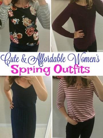 Women's Spring Clothes