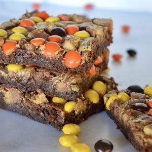 Best Reese's Brownies