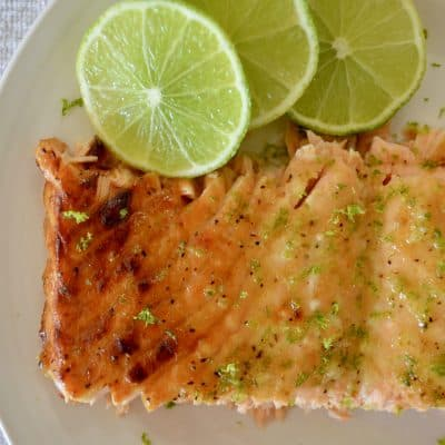 Honey Lime Salmon Recipe