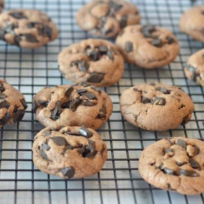 Double Chocolate Pudding Cookies | VIDEO