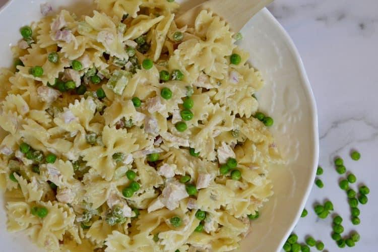 Rotisserie Chicken Pasta Salad