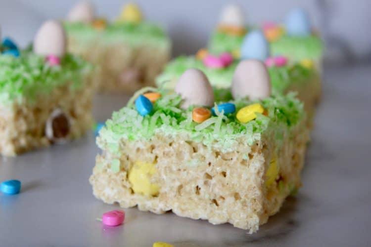 Rice Krispies Easter Treats