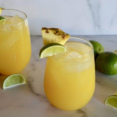 Pineapple Margarita Recipe | Make-Ahead Cocktail