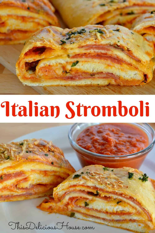 Italian Stromboli Recipe