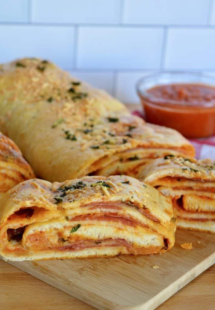 Italian Stromboli Recipe.