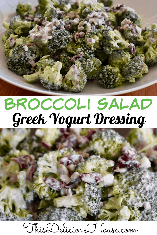 Broccoli Cranberry Salad