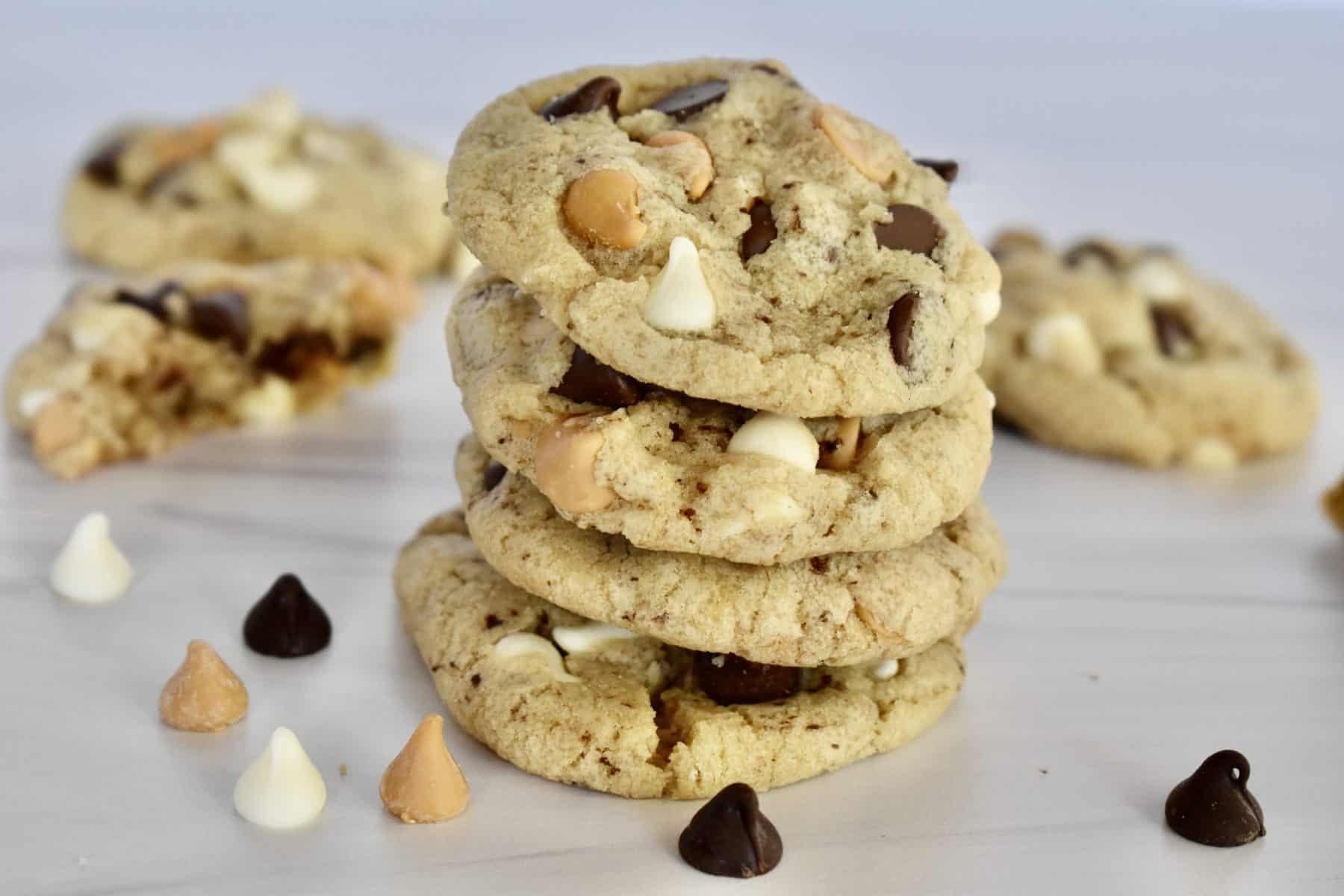 Triple Chip cookie.